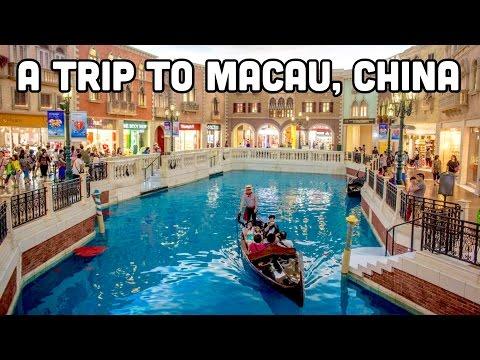 AMAZING TRIP TO MACAU, CHINA - HONGKONG TRAVEL VLOG #7