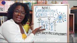 Raven the Science Maven: Wipe It Down #coronavirus Rap Parody #StayHome