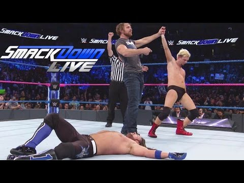WWE Smackdown 18 October 2016 Full Show - WWE Smackdown live 10/18/16 Full Show This Week