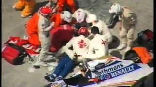 Video Smrt Ayrton Senna (accident death) MP3, 3GP, MP4, WEBM, AVI, FLV September 2019