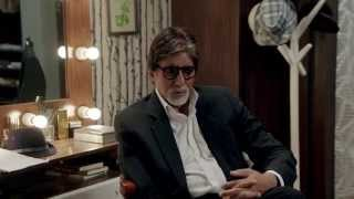 Amitabh Bachchan talks about Yaan