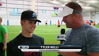 Fitch QB Tyler Nelli