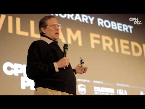 Willliam Friedkin introduces Sorcerer