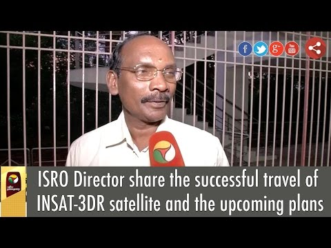 ISRO-Director-share-the-successful-travel-of-INSAT-3DR-satellite-and-the-upcoming-plans