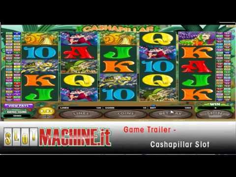 Cashapillar Slot - Slotmachine.it
