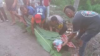 """Video """".Personil Polsek Dawuan Membawa Korban Kecelakaan Lalu Lintas ke RSUD Cideres Kecamatan Dawuan MP3, 3GP, MP4, WEBM, AVI, FLV Agustus 2018"""