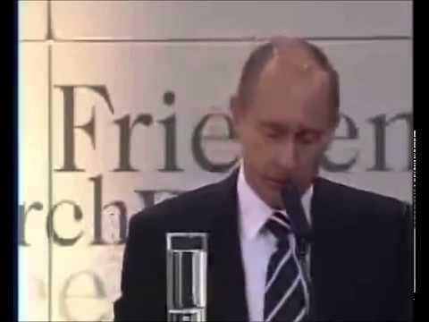 Путин устроил разнос США (видео)