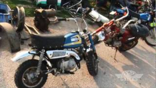 8. Antique Motorcycle Swap Meet in Davenport, IA by J&P Cycles