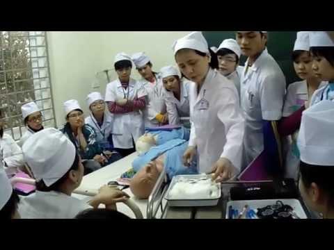 Kỹ thuật thổi ngạt và kỹ thuật ép tim ngoài lồng ngực