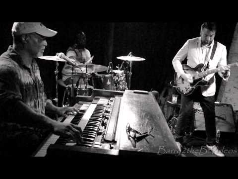 Eddie Roberts, Ike Stubblefield, Jermal Watson - Mexico City @ The One Stop - Asheville, NC 6-21-14