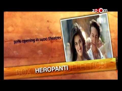 Heropanti, Xpose, Kochadaiyaan Box Office collecti