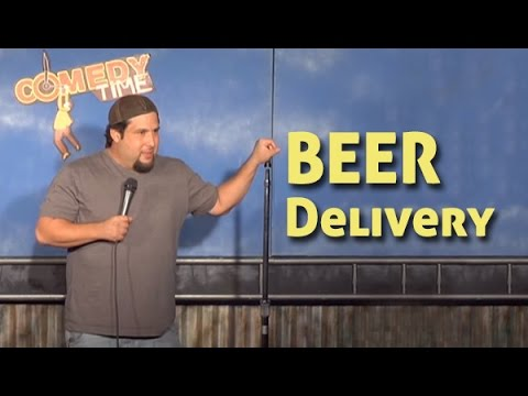 Steve Trevino - Beer Delivery (Stand Up Comedy)
