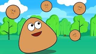 Pou Baby Cartoon - Pou Baby Games for Kids