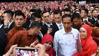 "Video Mengharukan! ""I love Jokowi"" Teriak Ribuan TKI di Hong Kong MP3, 3GP, MP4, WEBM, AVI, FLV September 2018"
