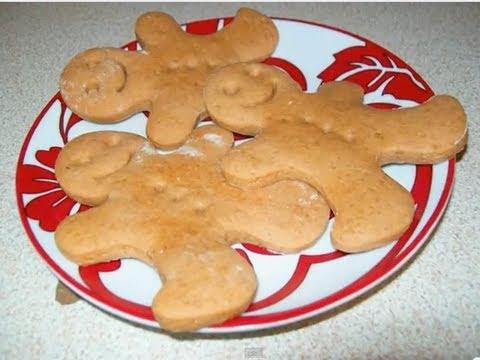 Easy Christmas Gingerbread Men Recipe