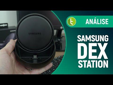 Samsung DeX Station: do seu bolso para a tela grande  Review do TudoCelular