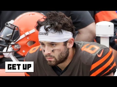 Video: Baker Mayfield tried to prove the Browns hype was real vs. the Titans - Dan Orlovsky | Get Up