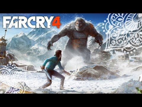 Dolina Yeti to fabularny dodatek do gry Far Cry 4