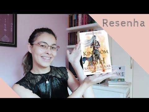 Reino de Cinzas - Sarah J Maas (Trono de Vidro #7) | Resenha