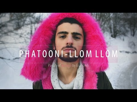 Phatooni - Llom Llom (Era Istrefi - BonBon) PARODY (видео)