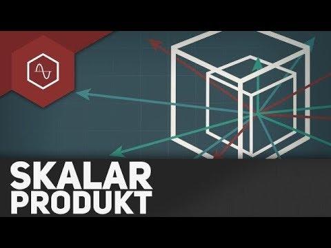 Skalarprodukt - Vektorgeometrie