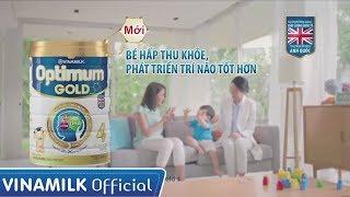 Quảng cáo cho bé ăn ngon- Sữa bột cao cấp Optimum Gold 4 (45s)