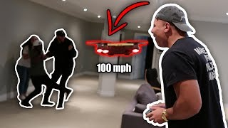 """INSANE WAKE UP SCARE PRANK ENDS IN CRAZY FREAKOUT!!! Watch this reaction!!Can we smash 35,000 LIKES?! LET'S GO WOLFFAM!!GET MY MERCH HERE►https://www.wolfieraps.comIf you're reading this comment """"IT'S FIRE BRO""""FOLLOW ME:Twitter: https://twitter.com/wolfierapsInstagram: http://instagram.com/wolfieSnapchat: WolfieRapsMain Channel: https://www.youtube.com/WolfieEntMAIL ME STUFF :)PO Box 59071 ALTA VISTA OTTAWA ONK1G 5T7 Music by Epidemic Sound (http://www.epidemicsound.com)"""