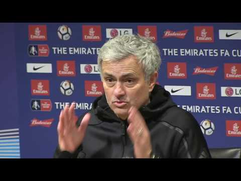 Mourinho: Matic was an island of personality and quality (видео)