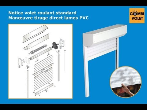 comment reparer volet roulant pvc la r ponse est sur. Black Bedroom Furniture Sets. Home Design Ideas
