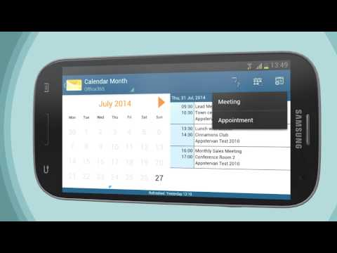 Video of MobiMail for Outlook Email