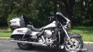 9. New 2015 Harley Davidson FLHTK Electra Glide Ultra Limited Motorcycles for sale