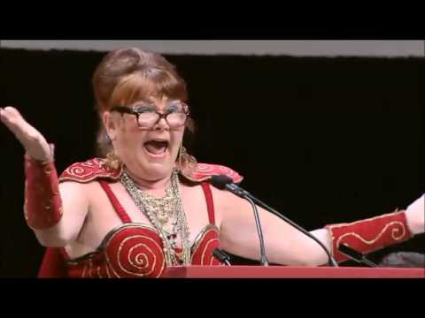 Mary Walsh - Unifor Founding Convention, September 1st, 2013