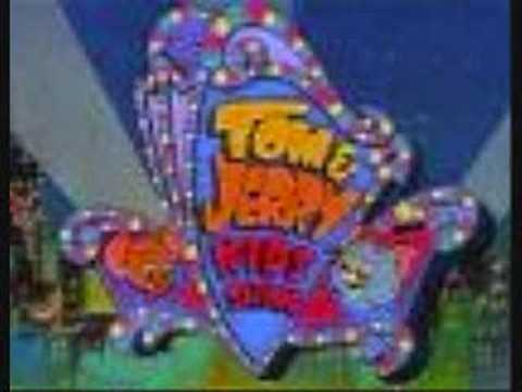 tom and jerry kids theme