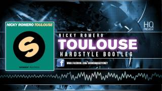 Video Nicky Romero - Toulouse (Hardstyle Bootleg) MP3, 3GP, MP4, WEBM, AVI, FLV Juni 2018
