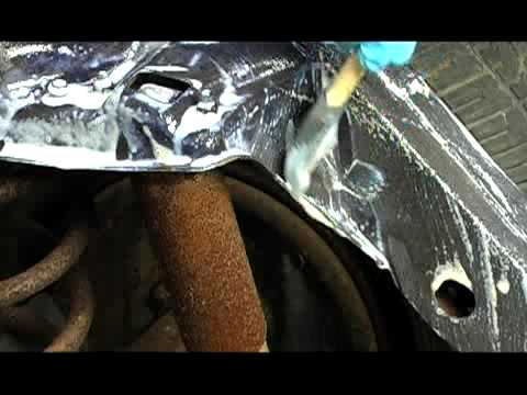 How to Remove and Treat Rust DIY from Eastwood