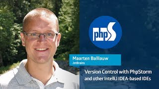 Webinar: Version Control with PhpStorm and other IntelliJ IDEA-based IDEs