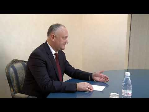 Şeful statului a convocat Consiliul Societății Civile în noua componență