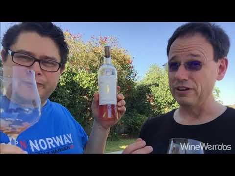Domaine Maubernard Rosé 2015 Invoer Imports Bandol Pink Wine