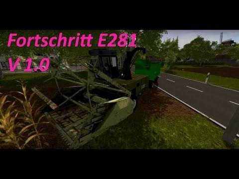 Fortshritt E281 v1.0