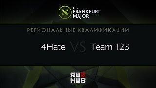 4Hate vs SatuDuaTiga, game 1