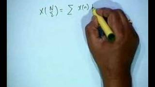 Lecture - 21 Problem Solving Session: FT, DFT,&Z Transforms