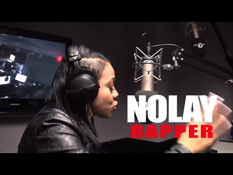 Nolay – #FireInTheBooth