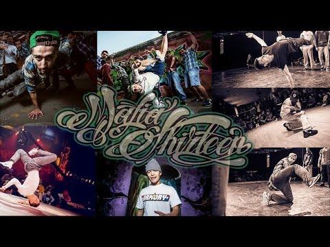 B-boy Abdul MAFIA 13 | THIRTEEN LINE