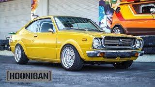 Video [HOONIGAN] DT 195: 1976 Toyota Corolla SR5 and Scion Riley Hawk xB MP3, 3GP, MP4, WEBM, AVI, FLV Februari 2019