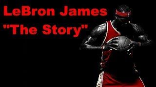 Video LeBron James - The Story Of Just A Kid From Akron Ohio (2000-2016) ᴴᴰ MP3, 3GP, MP4, WEBM, AVI, FLV Maret 2019