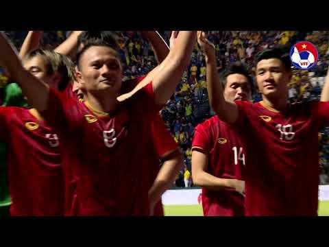 Ngọc Hải trả lời phỏng vấn sau chiến thắng của ĐTVN trước Thái Lan tại King's Cup | VFF Channel - Thời lượng: 3:05.