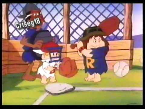 Publicidad Los pequeños picapiedras - Boomernag 2005