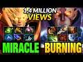 Miracle Invoker Vs Burning Anti Mage  Liquid Vs Ig  Dota 2 7 06