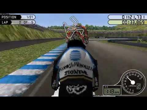 MotoGP 08 PSP