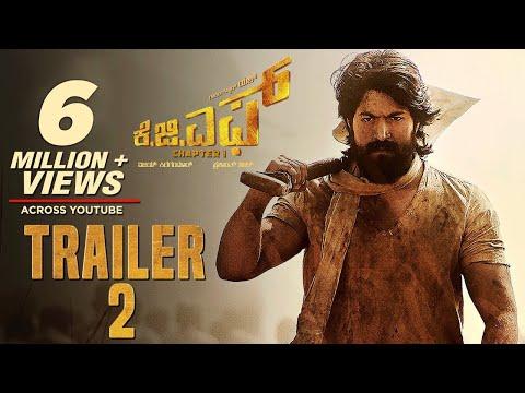 #KGF Official Trailer 2 Kannada | Yash | Srinidhi Shetty | Prashanth Neel | Vijay Kiragandur_Zene videók